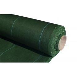 Piezas de malla antihierba verde 130 g/m2