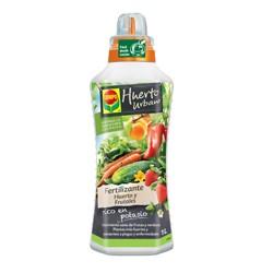 Compo Fertilizante Huerto y Frutales. ENV. 1L