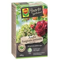 Compo Azufre Fungicida Antioidio. ENV. 450 Gr.