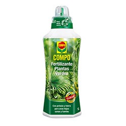 Compo Fertilizante Planta Verde. ENV. 500ml