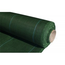 Malla antihierba verde 130 g/m2