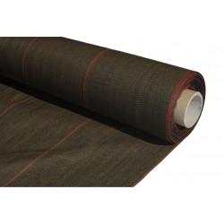 Malla antihierba marrón 130 g/m2