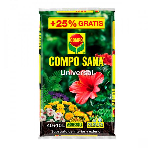 Compo Sana Universal, Env 40+10L