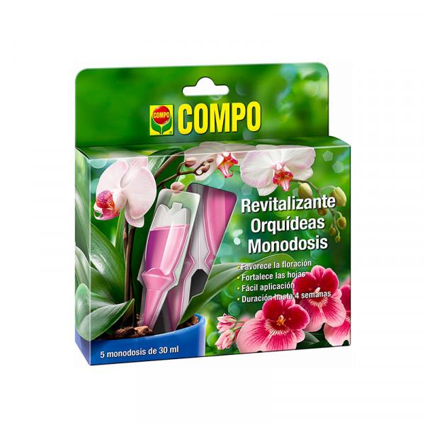 Compo Revitalizante Orquídeas Monodosis