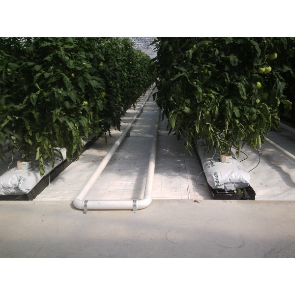Sistema para hidroponía