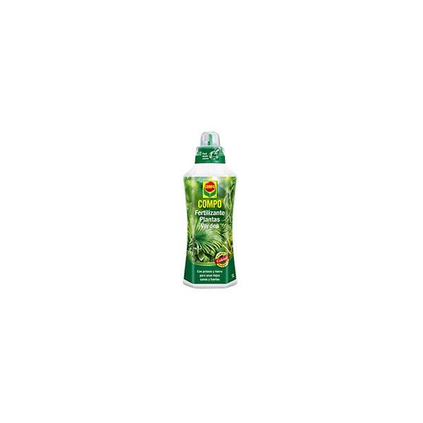 Compo Fertilizante Planta Verde. ENV....
