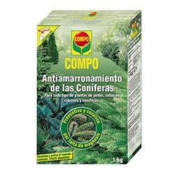 Compo Antiamarronamiento Coníferas. ENV. 1Kg