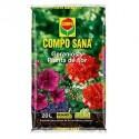COMPO SANA Geranios y Planta de flor