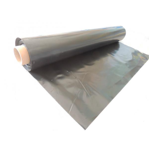 Plástico en lámina negro (rollo)
