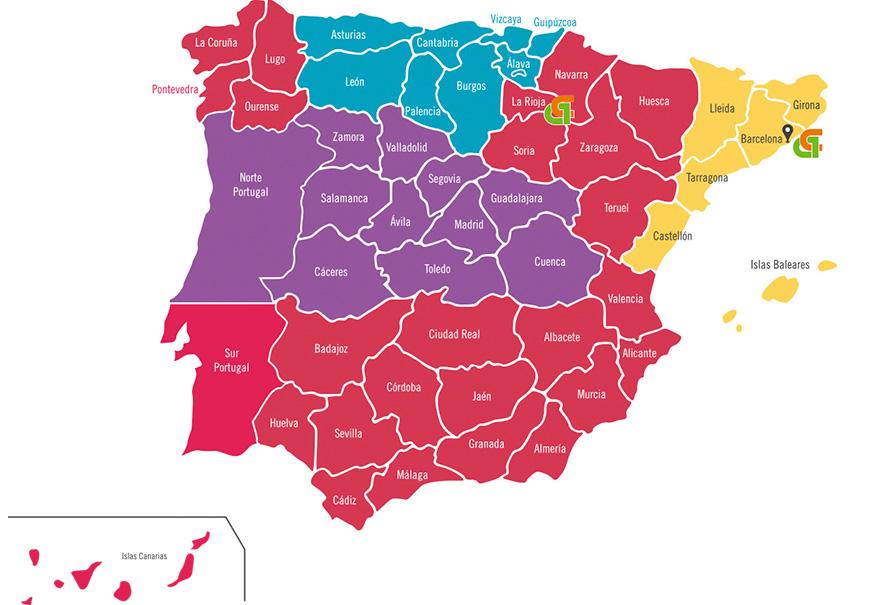 Castillo Arnedo distribución de fitosanitarios en Españ